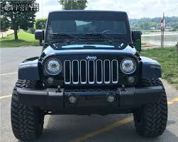 black jeep 2017 wheel offset 2017 jeep wrangler aggressive 1 outside fender