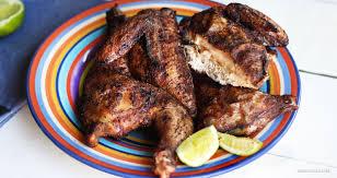 poulet cuisine poulet grillé aux saveurs des îles kedny cuisine