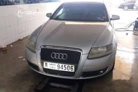 pre owned audi dubai 1 audi a6 2004 used cars for sale in dubai yallamotor com