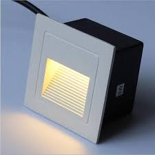 Outdoor Light Led Free Shipping 3w Led Footlights Embedded Corner L Led Outdoor