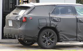 lexus rx200t f sport malaysia spyshots lexus rx with three row seating tested