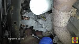 jaguar x type 2001 2011 2 5 v6 alternator replacement
