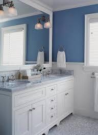 white and blue bathroom transitional bathroom jennifer worts