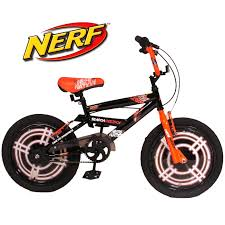 childrens motocross bikes nerf nation search and destroy 18