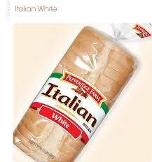 pepperidge farm light bread amazon com pepperidge farm italian bread white everything else