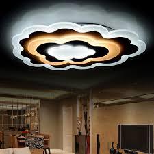 Unique Ceiling Lighting Unique Cloud Shaped Led Flush Mount Ceiling Light Unique Ceiling