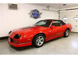 1992 chevy camaro for sale 1990 to 1992 chevrolet camaro for sale on classiccars com 22