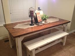 furniture light wooden benches plus rustic kitchen tables also