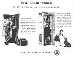 developed for bell telephone system the airlight is the first