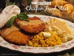 tender southern chicken fried steak wildflour u0027s cottage kitchen