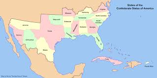 State Map Games by States Of The Confederate States Two Americas Alternative