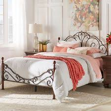 wrought iron bed ebay