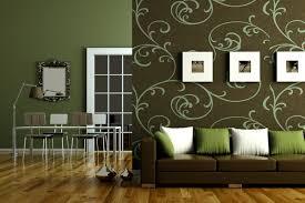 Living Room Wallpaper Scenery Living Room Floral Scenic Wallpaper For Beautiful Living Room