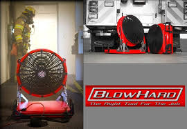 battery powered extractor fan blowhard bh 20 compact ppv positive pressure ventilation fan blow