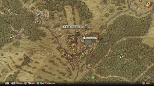Khenarthi S Roost Treasure Map 1 Treasure Map Kingdom Come Deliverance All Treasure Map Locations