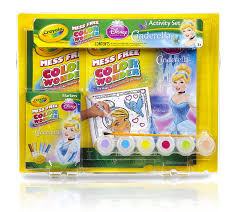 amazon com crayola color wonder disney princess styles vary