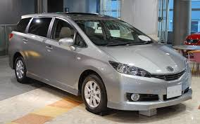 toyota car information toyota wish wikipedia