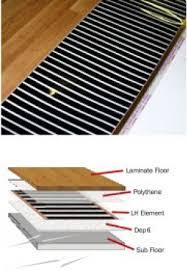 lh4010 laminate floor element underfloor heating 0 4m x 1m 0 04kw
