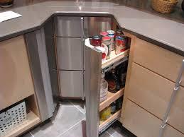 Corner Kitchen Cabinet Designs Corner Kitchen Cabinet Storage Design Home Improvement 2017