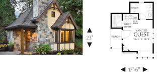 tudor house elevations tudor style house plan 1 beds 1 baths 300 sq ft plan 48 641