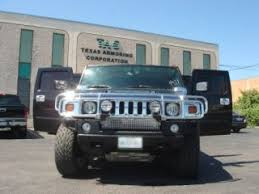 armored hummer nfl turns to armored cars to protect players