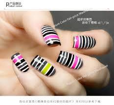 aliexpress com buy 6pcs nail art decorations nail lines roll