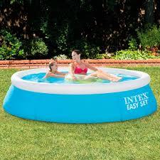 intex 6ft x 20in easy set swimming pool 28101 intex amazon co