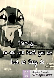 family hurting you quotes yahoo search results becky