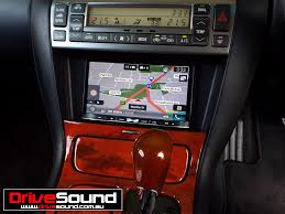 lexus westminster career lexus sc430 with the pioneer avic f80dab in dash multimedia system