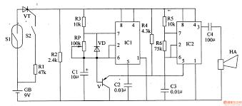 component burglar alarm wiring diagram patent us6624750 wireless