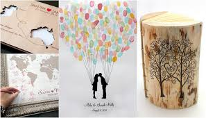 guest book alternatives unique wedding guest book ideas trendy tuesday