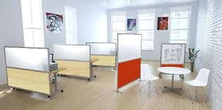 Portable Room Divider Mobile Partition Privacy Screen Panel Room Divider Tackable Within