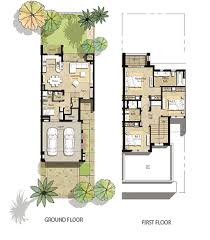 Our Town House Plans by Hayat Town Square Floor Plans By Nshama Dubai