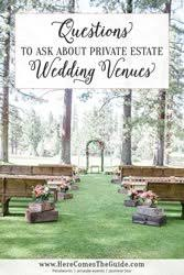 wedding venue questions wedding venues questions to ask when evaluating a location for a