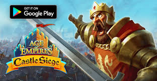castle siege flash age of empires castle siege for android now available worldwide