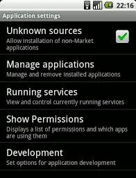 install apk android the apk installation screen with xposed