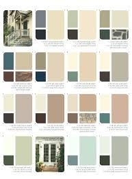 outside house paint color combinationshouse colors images home