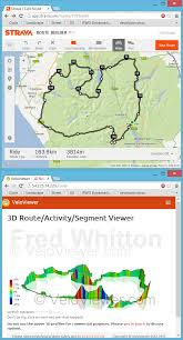Route Toaster 3d Strava Garmin Connect Ride With Gps Courses Activities Routes