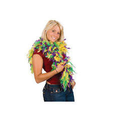 mardi gras feather boas mardi gras feather boas of 48 6 60 grams costume feather