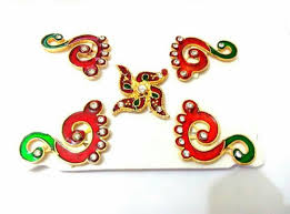 Swastik Decoration Pictures Swastik Paduka Manufacturer Exporter Supplier In Mumbai India