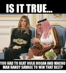 Macho Man Randy Savage Meme - is it true you had to beat hulk hogan and macho man randy savage to