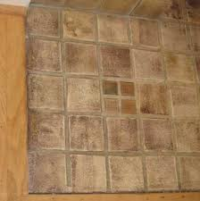 tile repair going faux broken tiles arts crafts homes and the