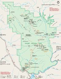 Map Of Utah Parks by Arches National Park Wikimedia Commons