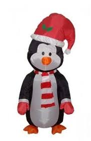 Blow Up Christmas Decorations Australia 4 u0027 santa reindeer skating rotating light up christmas inflatable