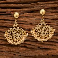 earring online buy 8417 indo western earring online at kanhaijewels
