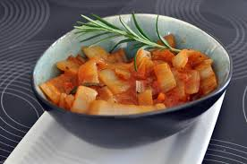 comment cuisiner les cotes de bettes côtes de blette à la sauce tomate recettes à ig bas