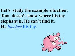 present perfect past simple let u0027s study the example situation