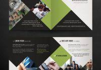 tri fold brochure design template best and professional templates