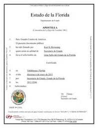 capital connection florida apostille cover letter www