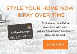 ashley advantage online financing quick u0026 easy approval ashley